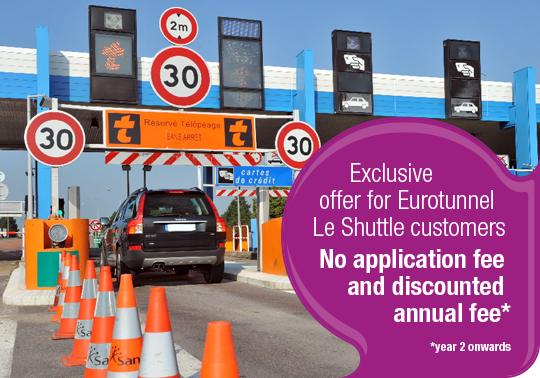 Eurotunnel Booking Frequent Traveller